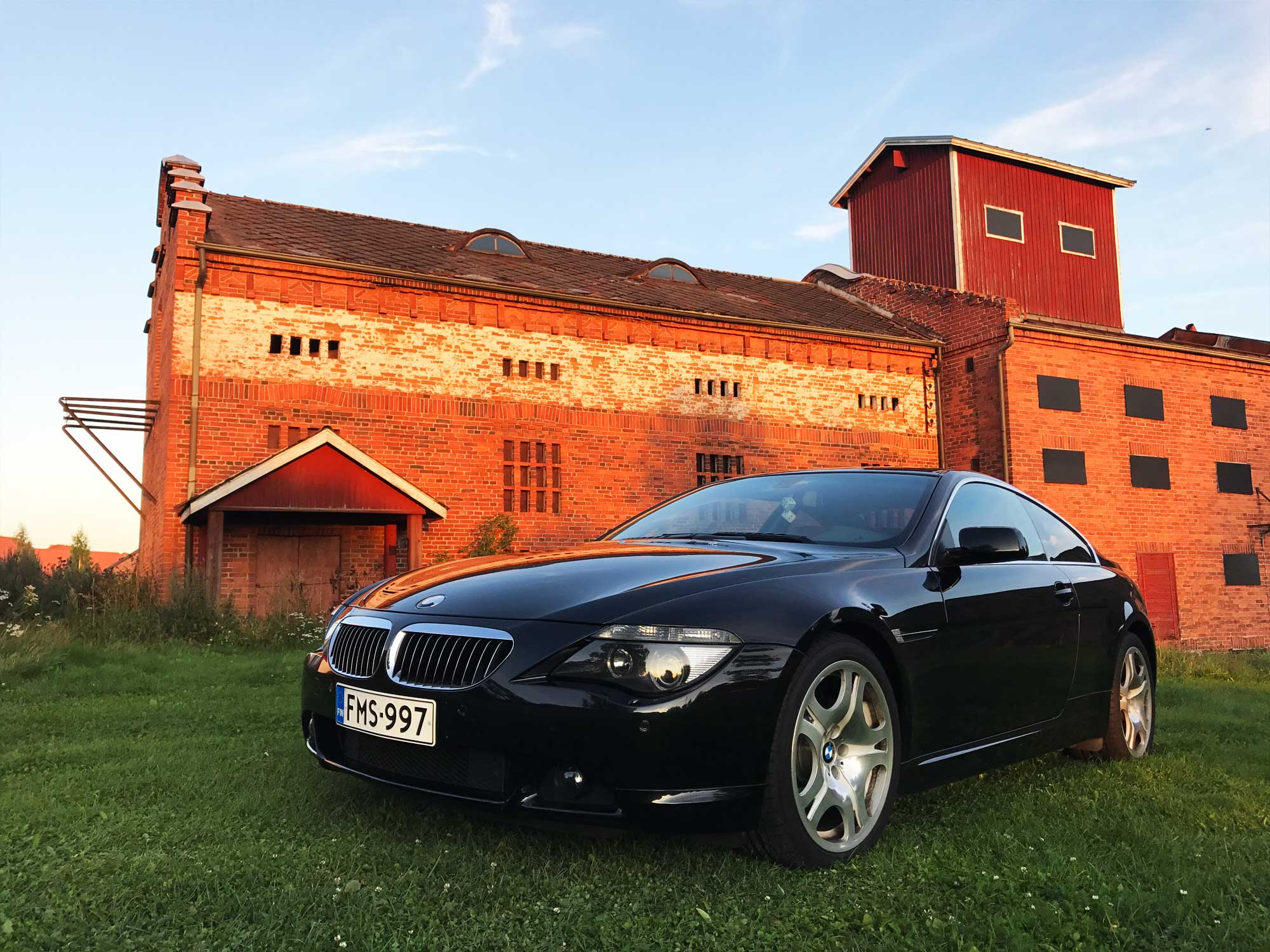 Bmw 645 E63 - Screw Them All