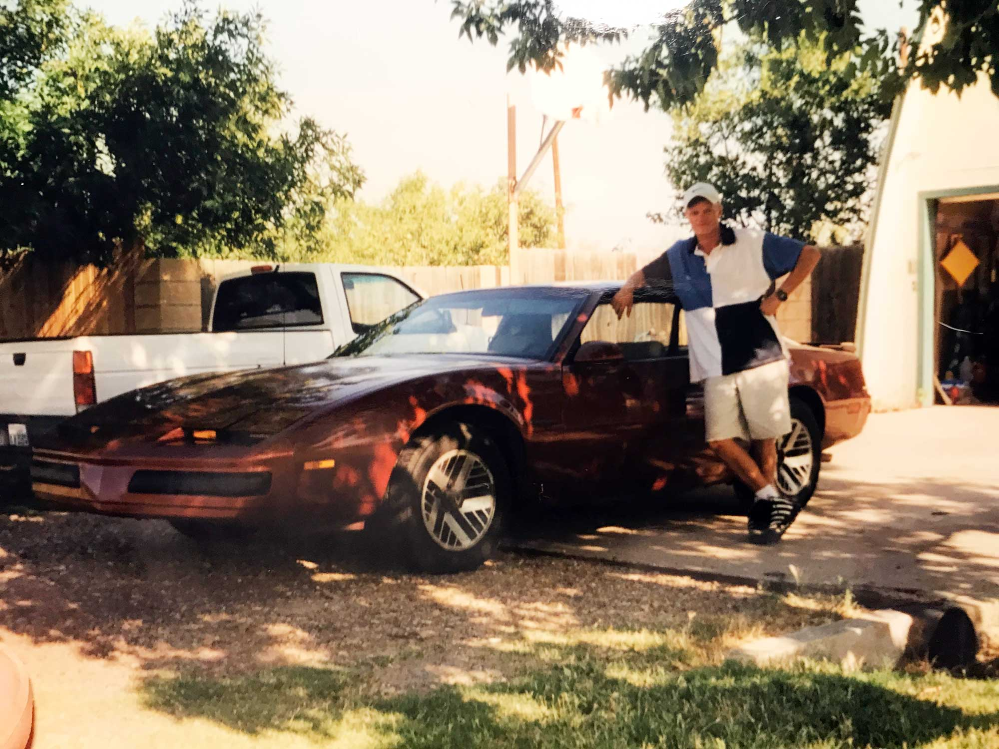 Pontiac Firebird 1989 - Screw Them All - Blog