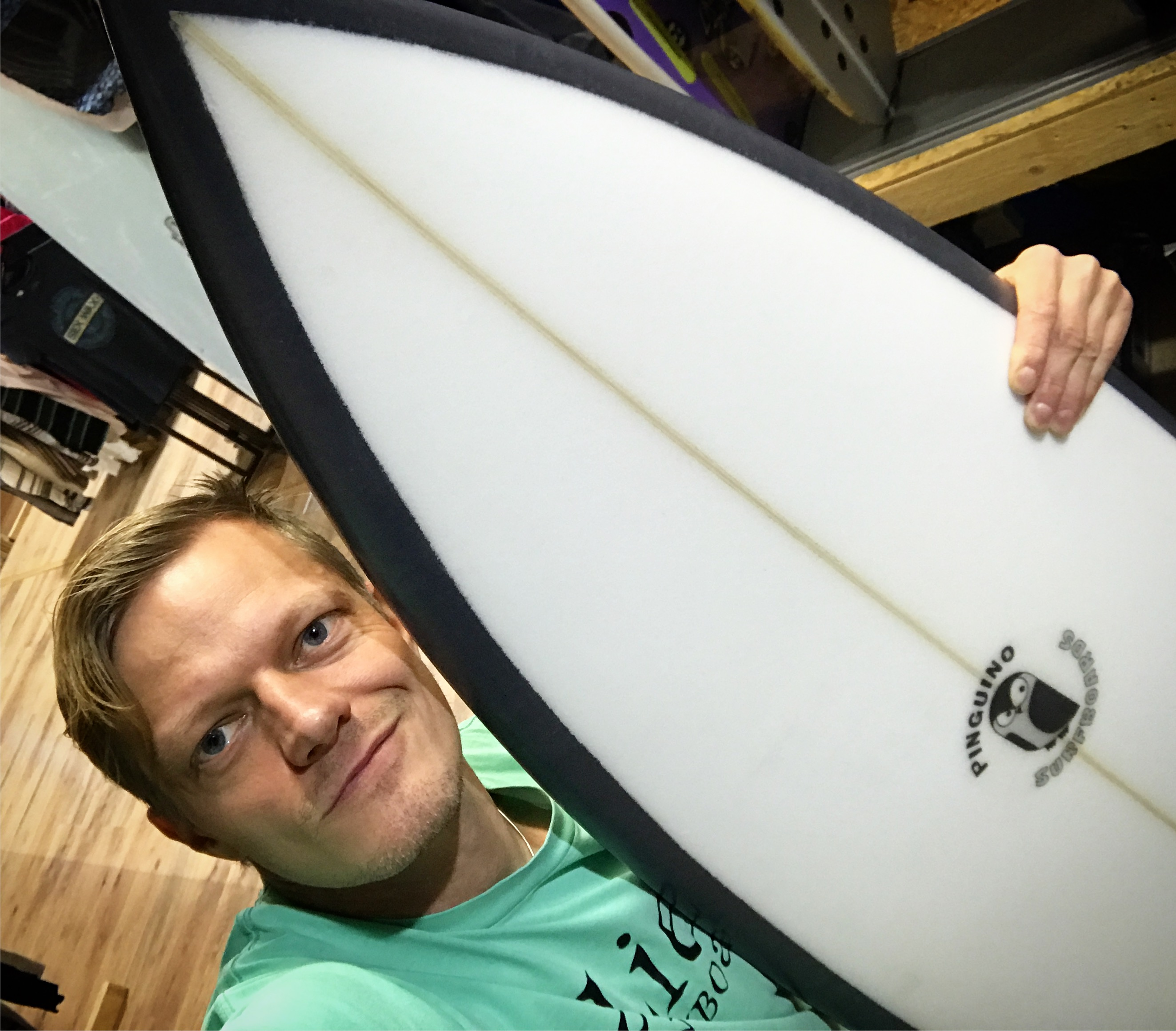 Surfing Trip to Bali - Pinguino Surfboards - Screw Them All