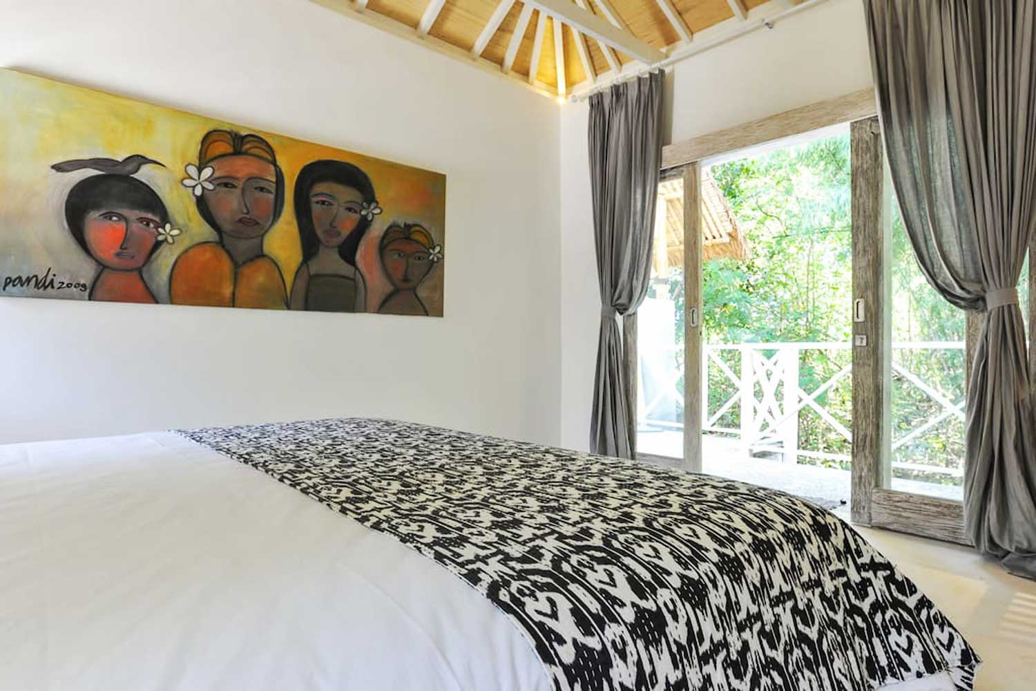 Luxury River Room 2 - Canggu Bali - Screw Them All - Blog