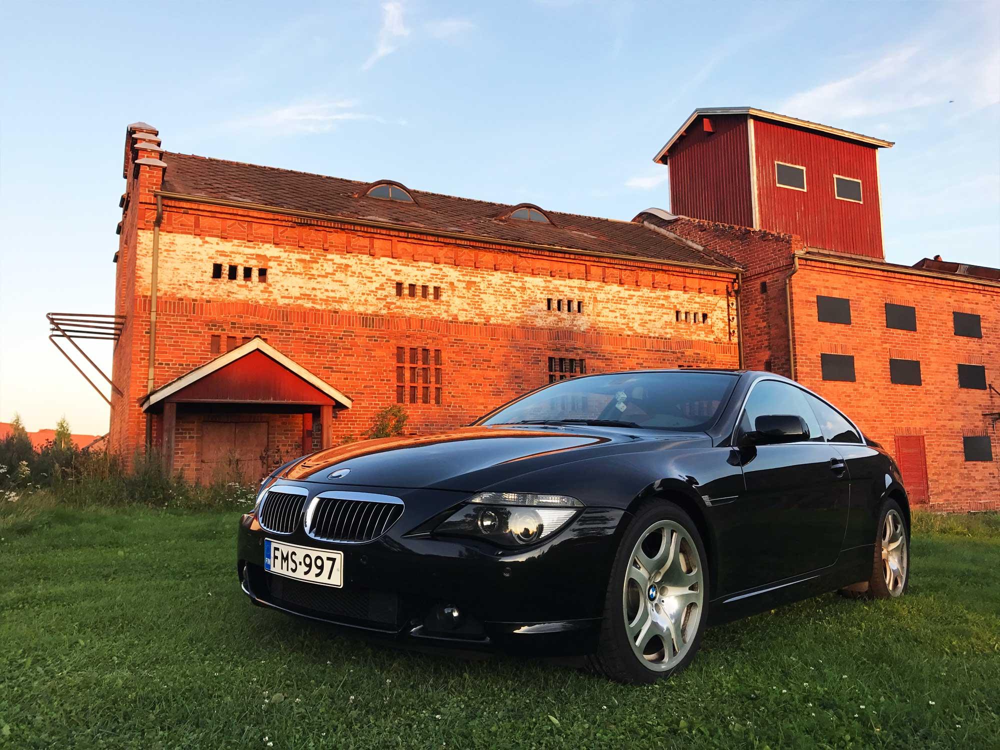 BMW 6-series coupe E63 - Screw Them All - Blog