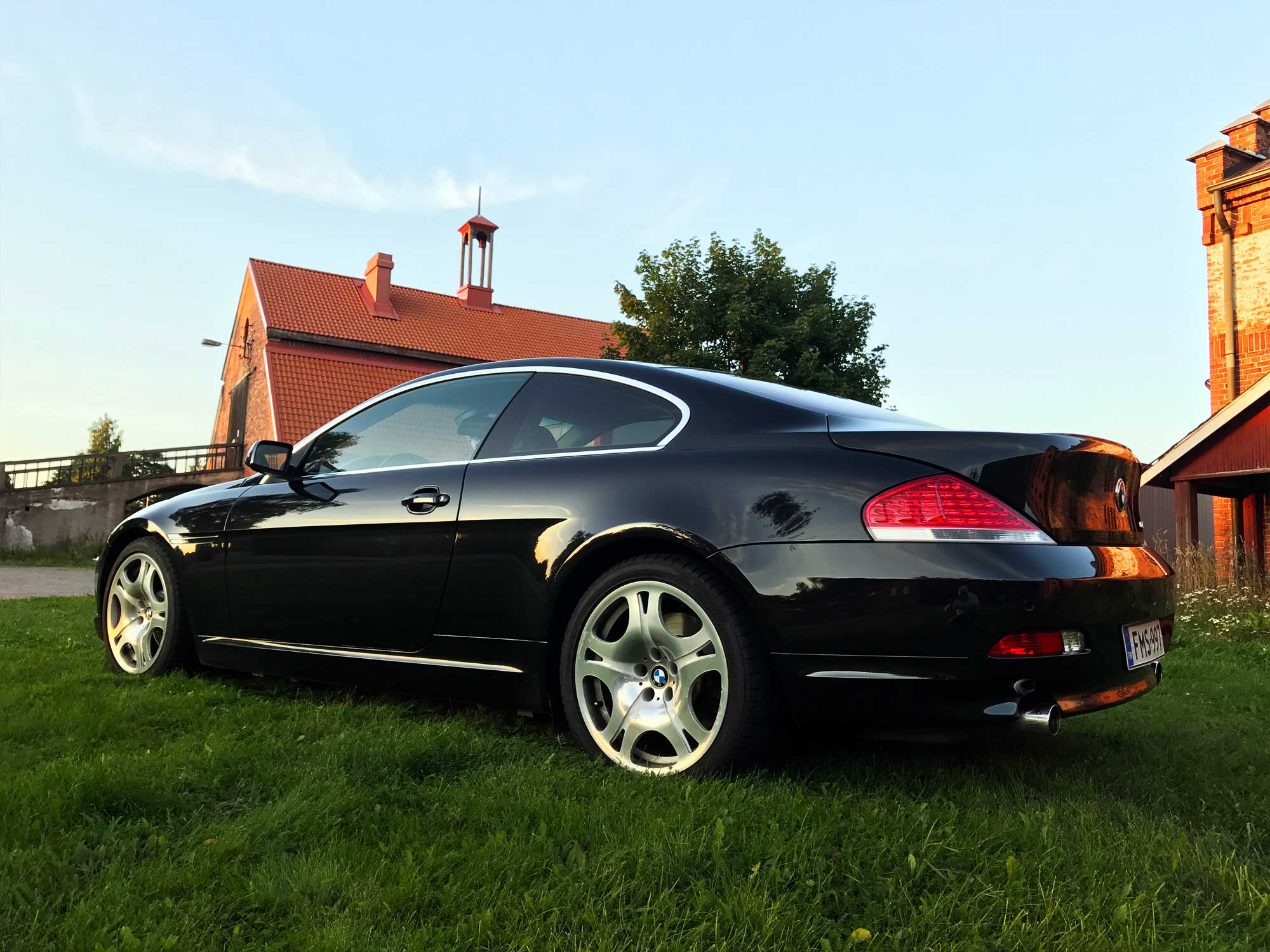 BMW 6-series coupe E63 - Screw Them All - Blog
