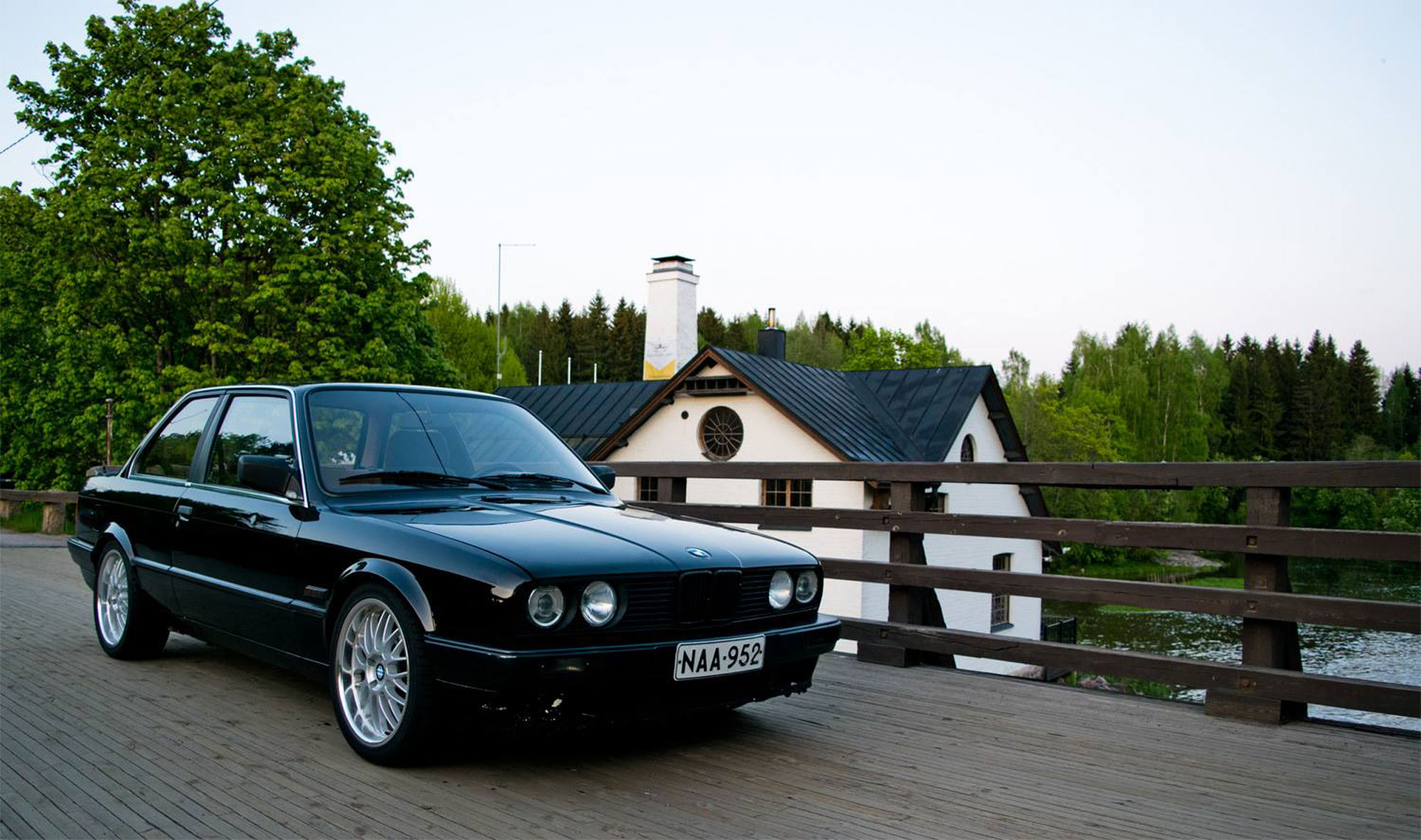 Bmw E30 - Beyern Mesh Wheels - Screw Them All - Blog
