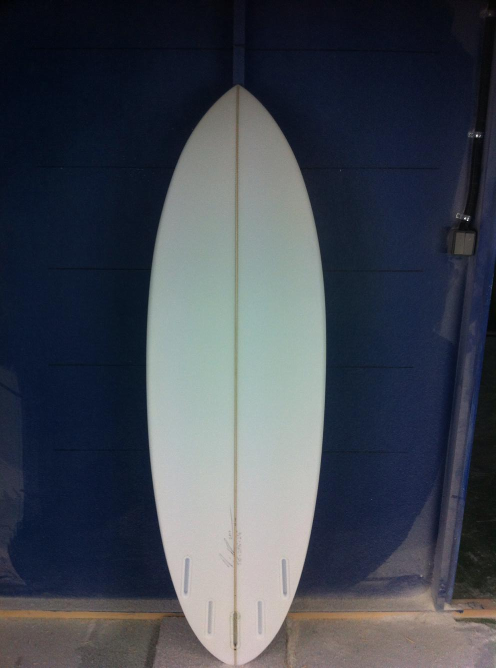 Pinguino Surfboards - Custom Surfboard - Screw Them All - Blog
