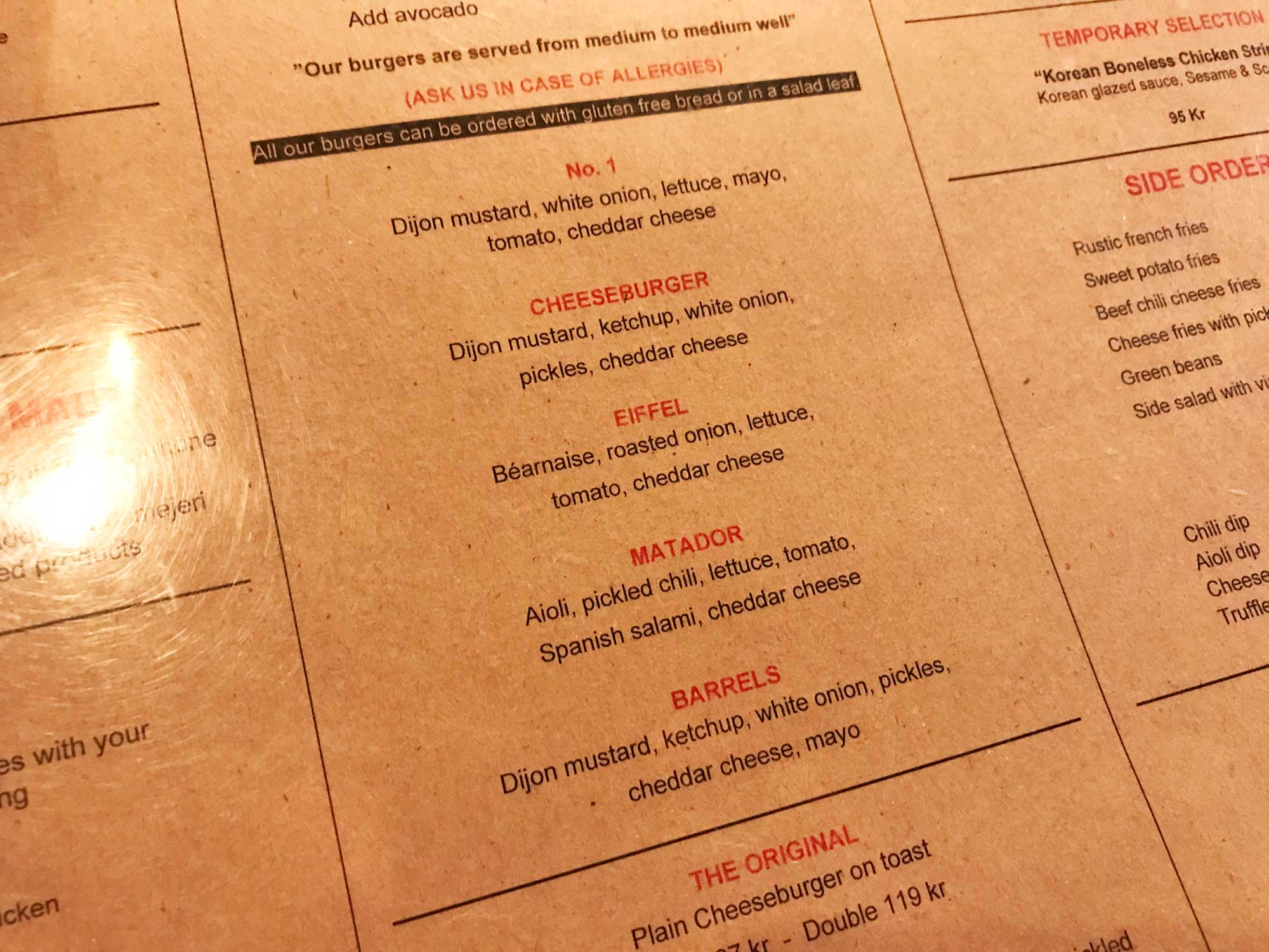 Searching for the best burger in Stockholm, Sweden - Screw Them All blog