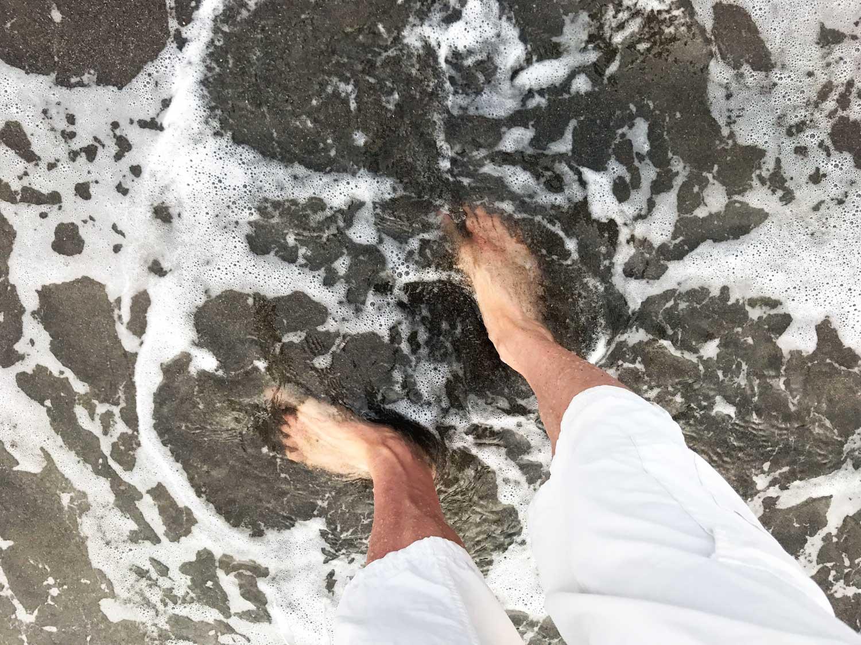Canggu Beach - Bali - Travel Blog - Screw Them All
