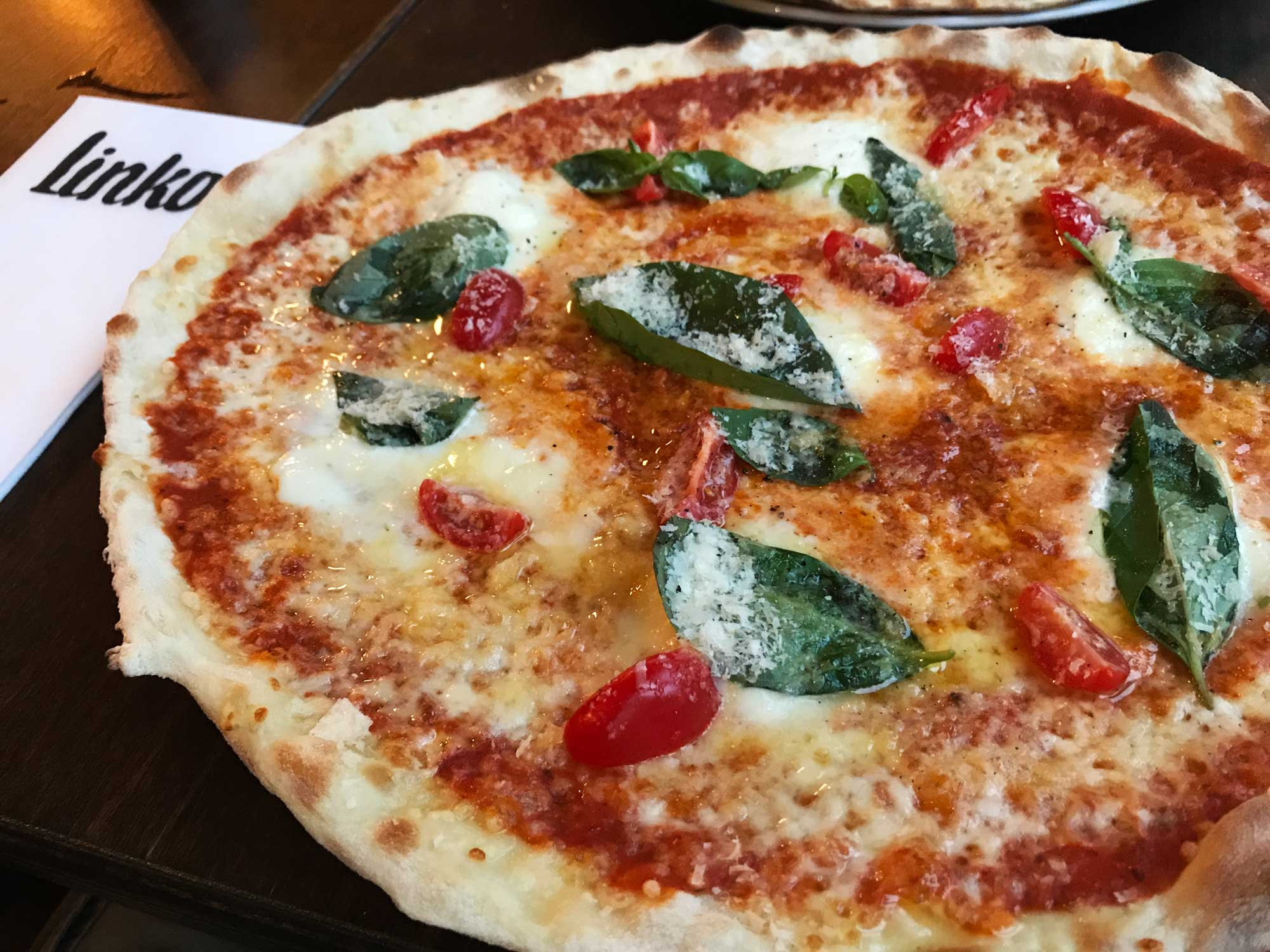 Linko - One of the pizzas in Helsinki - Screw Them All - Blog