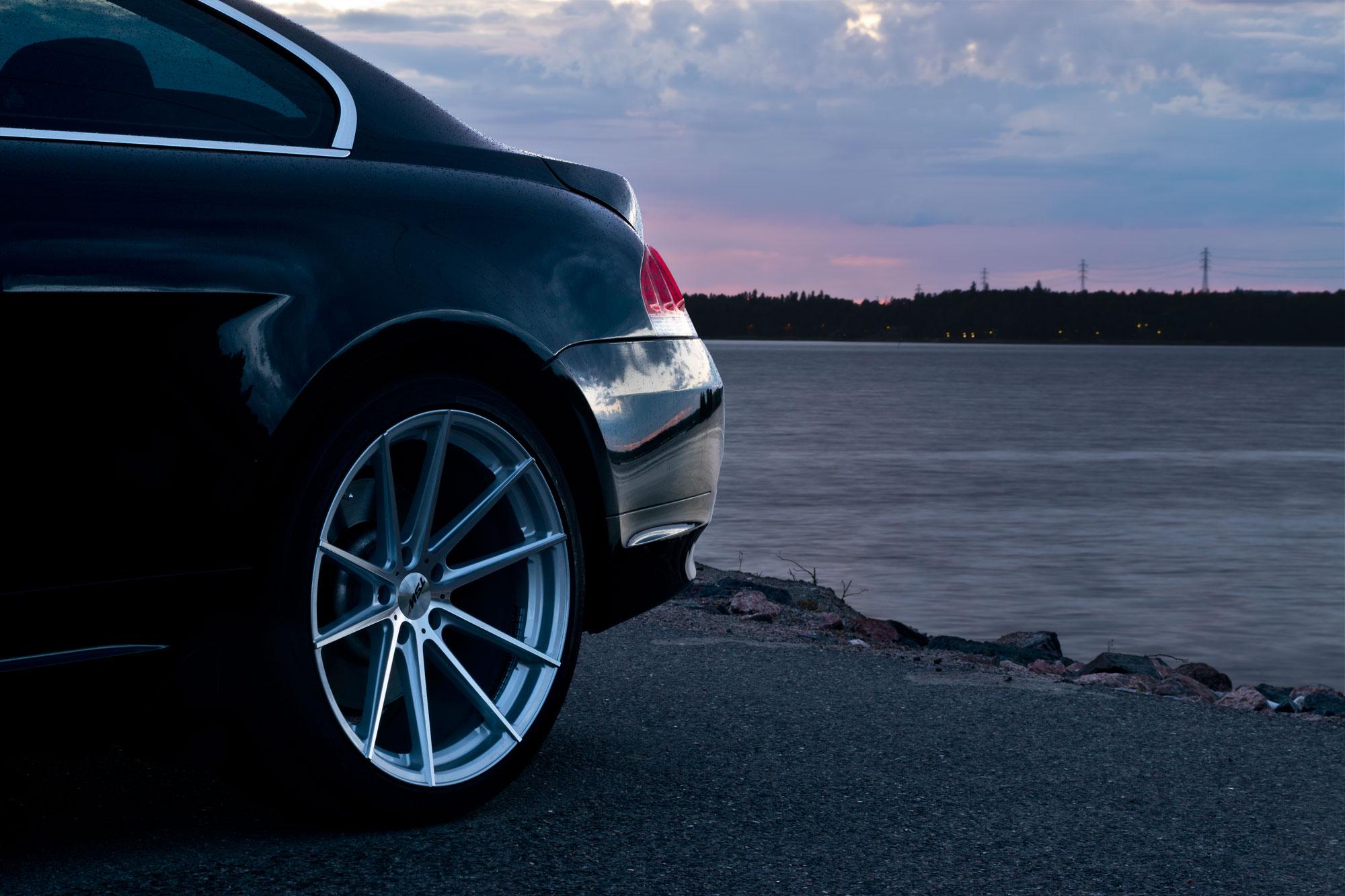 BMW 645 - TSW Bathurst wheels from Autotek - Screw Them All blog