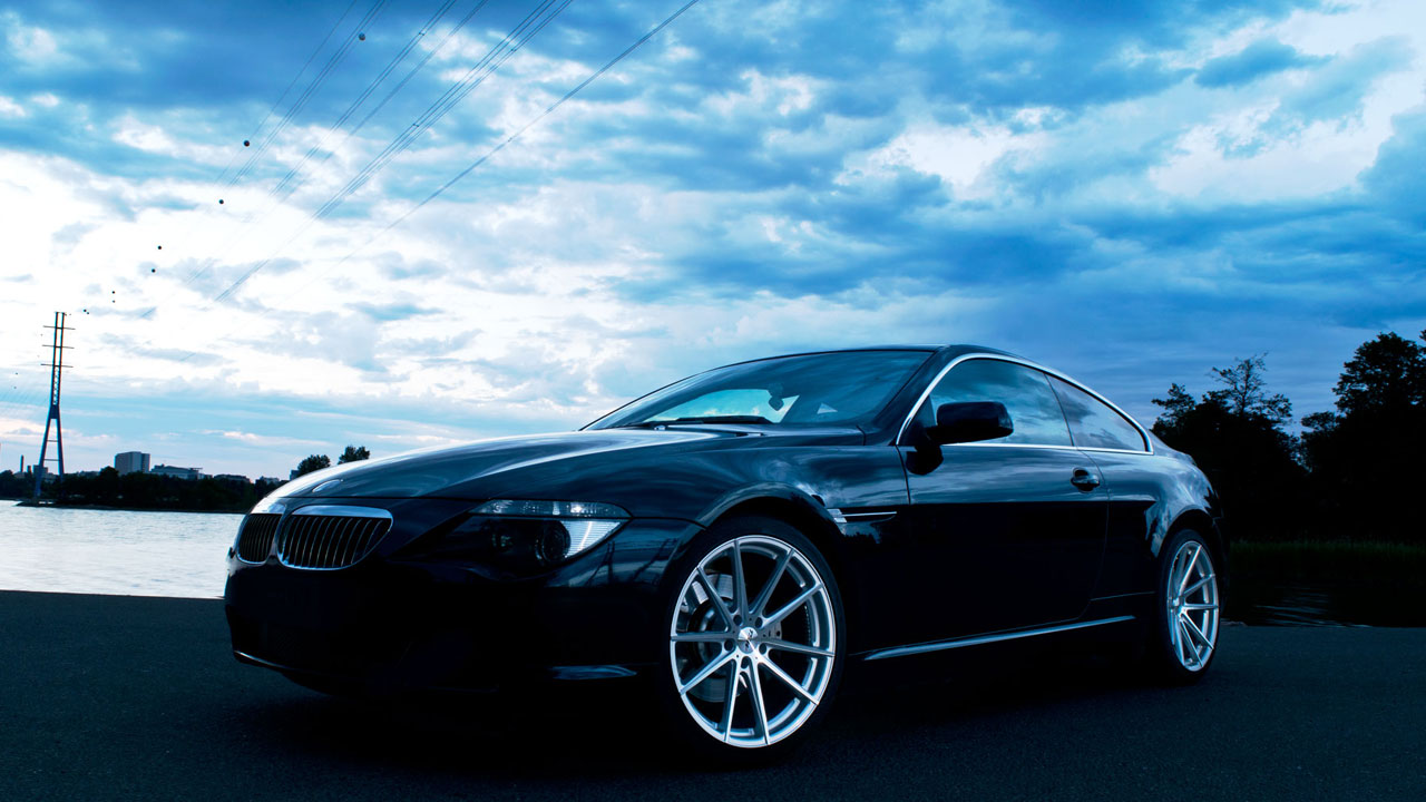 BMW 6-series coupe E63 - TSW Bathurst Wheels - Screw Them All - Blog