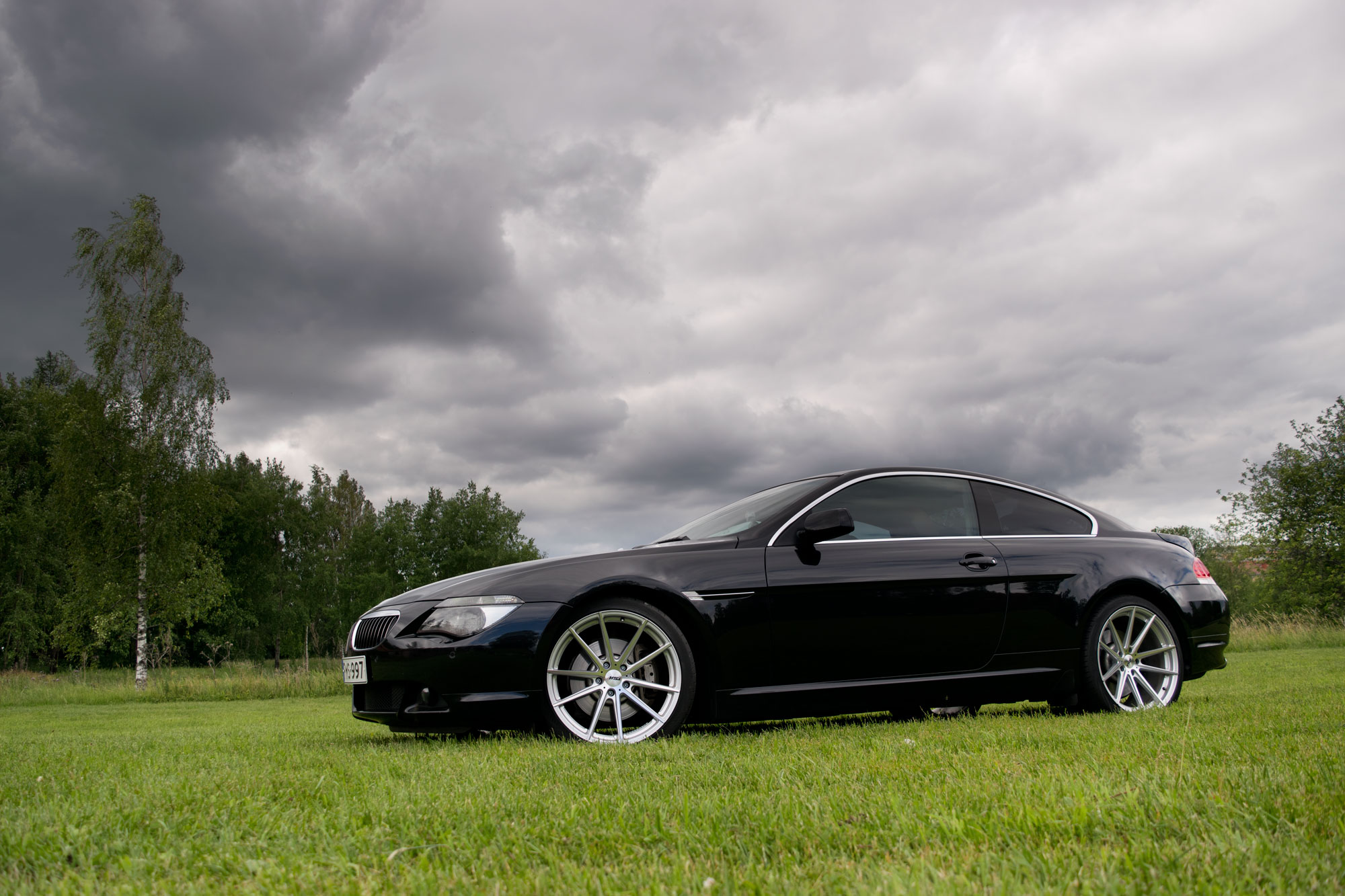 BMW 6-series coupe E63 - TSW Bathurst Wheels - Screw Them All - Blog