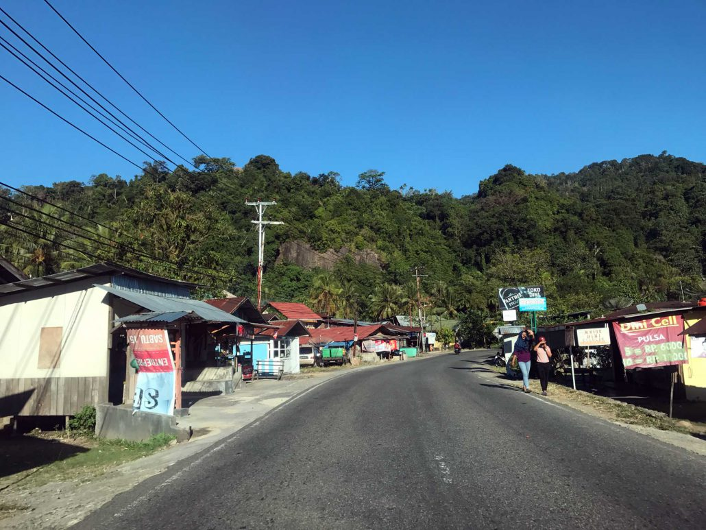 Driving to the port in Padang, Sumatra, Indonesia - Screw Them All - Blog